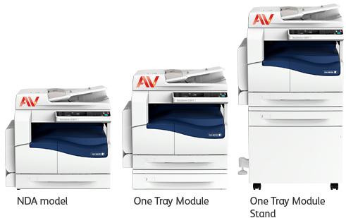 Bán máy photocopy kỹ thuật số FUJI XEROX DocuCentre S2320/2520