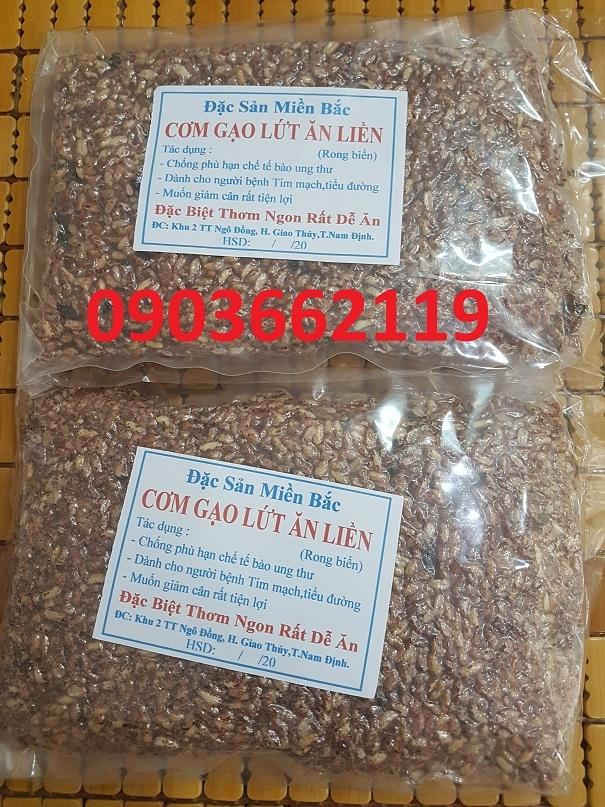 Công dụng của gạo lứt: Tăng sức khỏe, Giảm cân, Trị Tiểu Đường