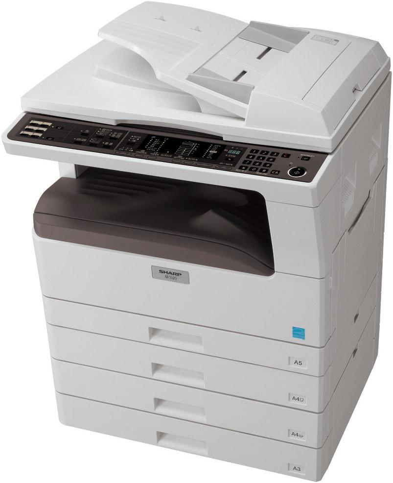 MÁY PHOTOCOPY SHARP AR - 5623N