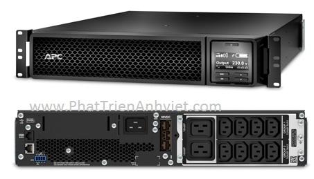 Bộ lưu điện APC Smart-UPS SRT 3000VA RM 230V SRT3000RMXLI