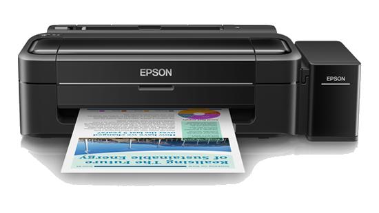 Máy in Epson L310 in phun 4 màu kèm hệ thống tiếp mực liên tục chính hãng