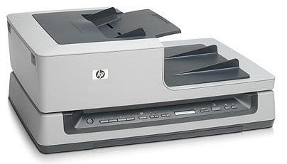 Cho thuê máy Scan Kodak, Canon, HP, Cho thuê Máy quét ảnh tài liệu Scan HP 8460