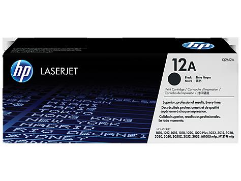 Ink HP Q2612A Laser
