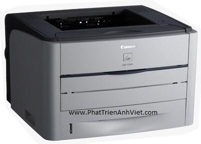 Máy in Laser Canon LBP 3300 khổ giấy A4