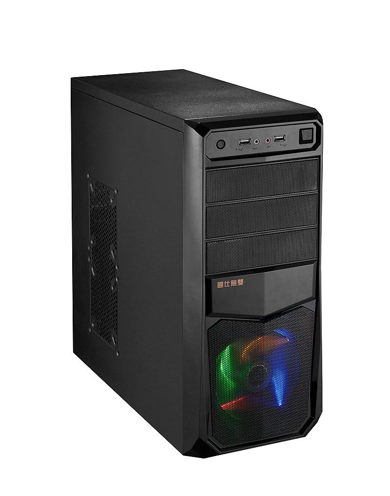 Bộ máy vi tính để bàn Intel Pentium G5420/4GB/240Gb SSD/H310 HDMI hàng chính hãng bảo hành 03 năm