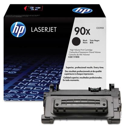 Hộp Mực in Hp 90X laser CE390X Cartrigde - dùng cho máy in HP LaserJet M4555MFP/ M601/M602/M603