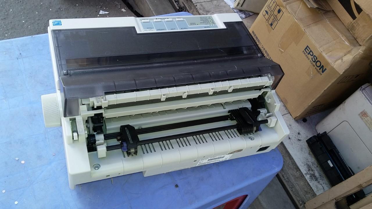 Cần bán máy in kim/ in hóa đơn Epson LQ300+II đã qua sử dụng