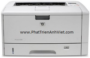 Máy in Laser HP 5200L-Q7547A Printer ( in khổ A3 - A4)