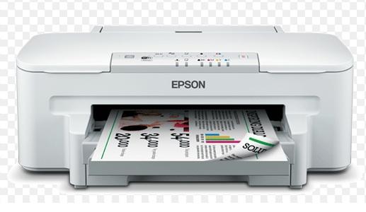 Máy in Epson WF - 3011