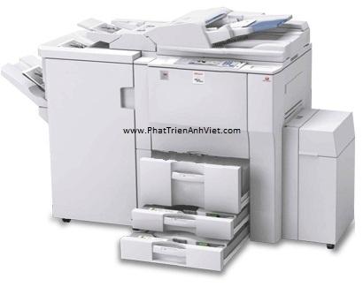 Máy photocopy Ricoh màu MPC 6501