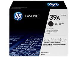 Hộp Mực in Hp 39A laser Q1339A Cartrigde - dùng cho máy in HP LaserJet 4300 printer series ( 18.000