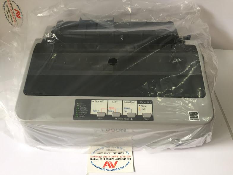 Bán máy in Epson LQ-310 mới 100% bảo hành chính hãng