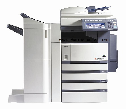 Máy Photocopy Toshiba e-Studio 453