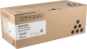Mực in Ricoh SPC220S.1 (Đen)