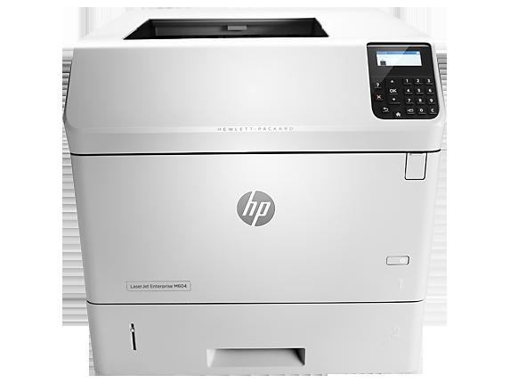 Bán máy in HP LaserJet Enterprise 600 M604DN(HP E6B68A in 2 mặt +in mạng)