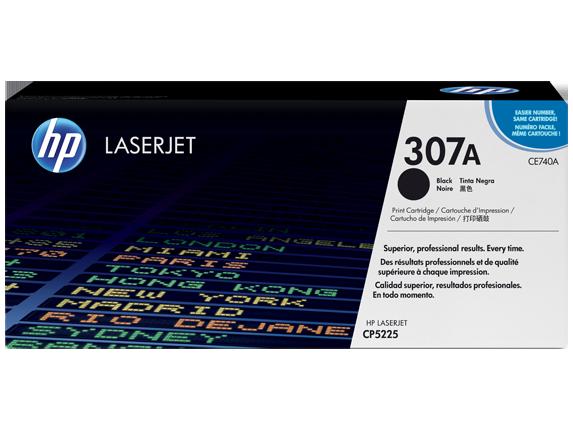 Bảng giá mực in laser màu HP chính hãng (bảng 2)