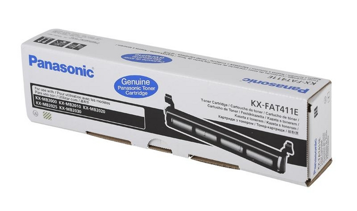 Mực fax Panasonic KX - FAT411