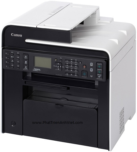 Máy in laser đa chức năng Canon MF4870DN khổ A4 In - Copy - Scan - Fax - PC Fax