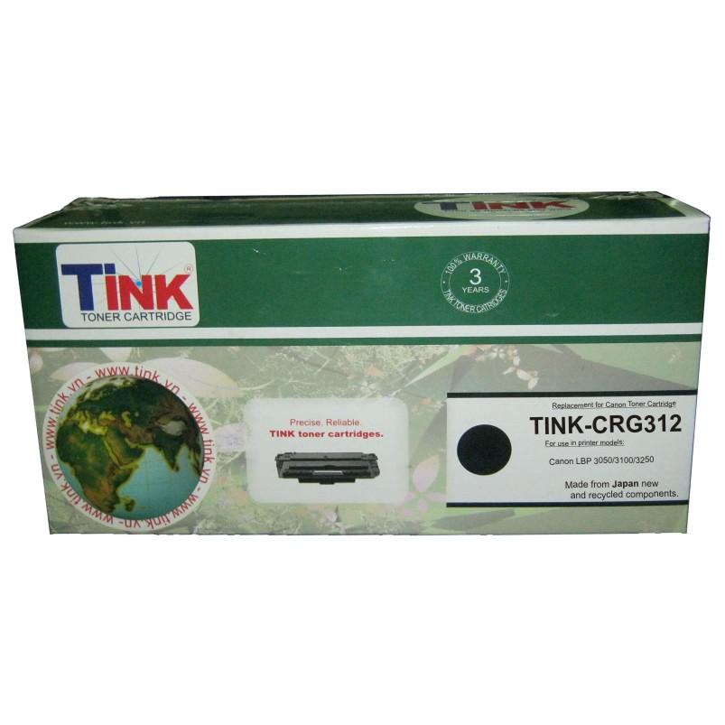 Tink CRG312 (Mực Canon CRG312) - Mực in laser (Đen