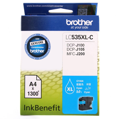 Ink Brother LC 535XLC