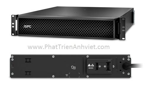 UPS/ Bộ lưu điện APC Smart-UPS SRT 96V Bộ 3KVA RM Battery Pack SRT96RMBP