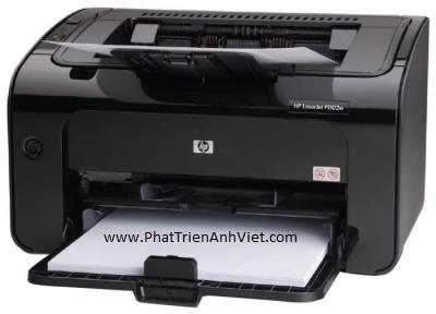 Máy in Laser HP Pro P1102w - (In wifi) khổ giấy A4