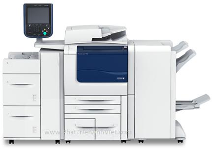 Máy photocopy kỹ thuật số FUJI XEROX  DocuCentre – V6080/V7080