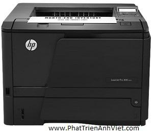 Máy in Laser HP PRO 400 M401N-CZ195A(in Network) khổ giấy A4