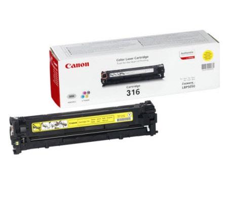 Ink Canon 316Y