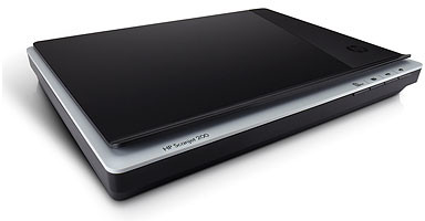 Scanner HP 200