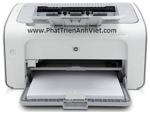 Máy in Laser HP Pro P1102 - CE651A khổ giấy A4