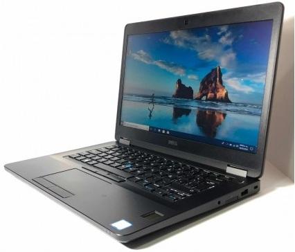 Bán laptop Dell Latitude E5470 i5 6300U-8G-SSD120G-14inch