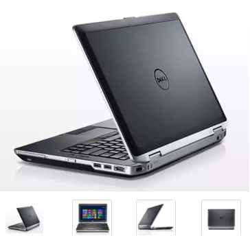 Bán laptop Dell Latitude E6410 i5 520M RAM 4GB HDD 250GB SV