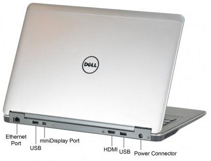 Bán laptop Dell Latitude E7440 i7 4600U-8G-SSD240G-14inch