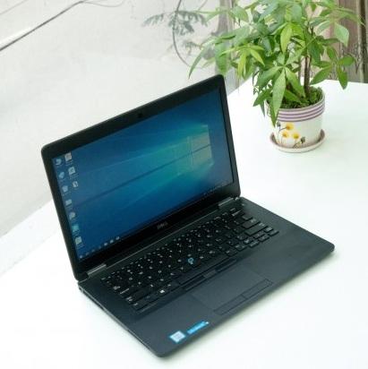 Bán laptop Dell Latitude E7470 i7 6600U-4G-SSD120G-14inch