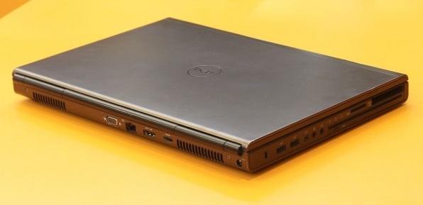 Bán laptop Dell Precision M4800 i7 4800MQ-8G-SSD120G-K2100-15.6inch