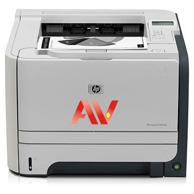 Bán máy in hai mặt tự động in qua mạng HP LaserJet P2055dn giá rẻ
