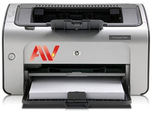 Bán máy in HP Laserjet P1006 giá rẻ