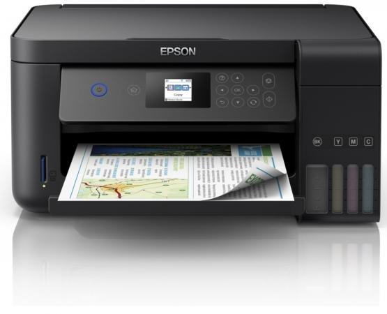 Bán máy in phun Epson L4160 đa chức năng khổ giấy A4