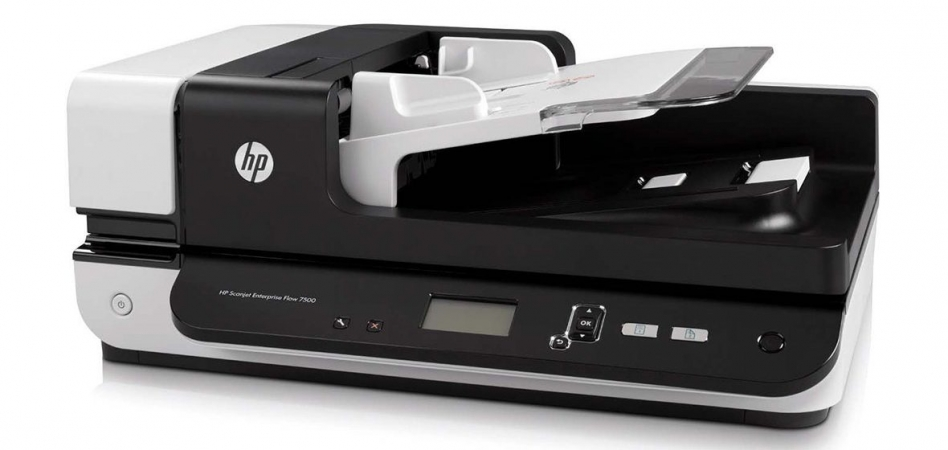 Bán máy scan chính hãng HP Scanjet Enterprise Flow 7500 Flatbed L2725B giá rẻ