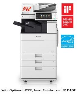 Bán và cho thuê máy photocopy Canon IMAGERUNNER ADVANCE 4535I