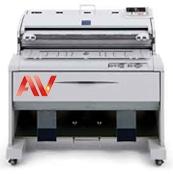 Máy photocopy khổ giấy A0 Ricoh Aficio FW770 chính hãng giá rẻ