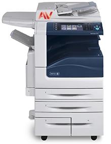 Bán và cho thuê máy photocopy màu Fuji Xerox WC7525/7530/7535/7545/7556