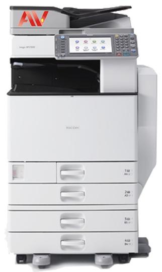 Bán và cho thuê máy photocopy màu Ricoh Aficio MP C5503 chính hãng giá rẻ