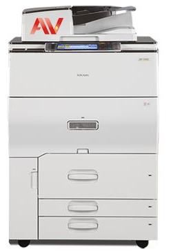 Bán và cho thuê máy photocopy màu Ricoh MP C6502 chính hãng giá tốt