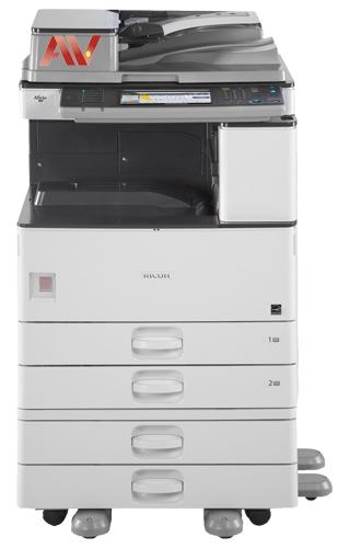 Bán và cho thuê máy photocopy Ricoh Aficio MP 3352 chính hãng giá rẻ