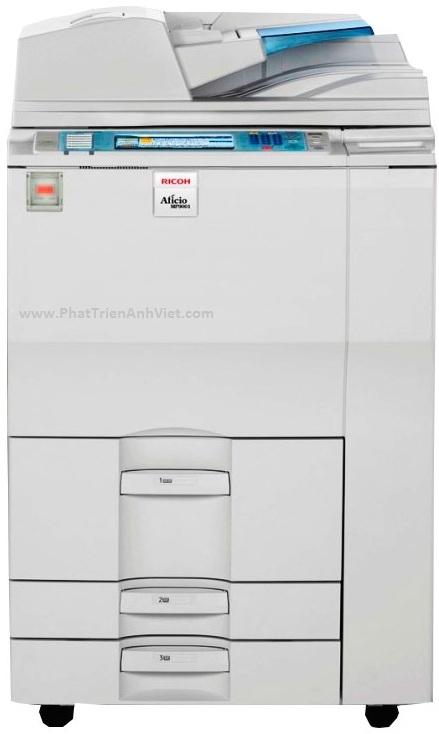 Bán và cho thuê máy Photocopy Ricoh Aficio MP 7001