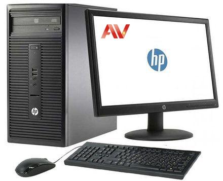 Bảng báo giá bộ máy vi tính để bàn chính hãng HP DeskTop HP CPU HP mới 100%