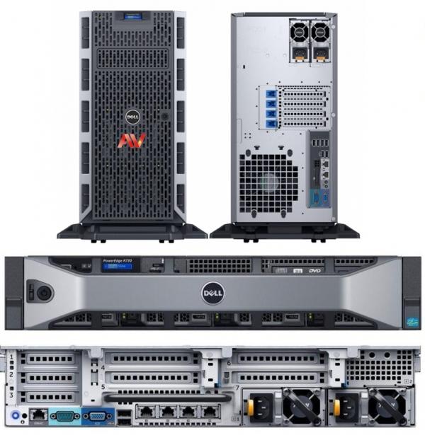 Bảng báo giá Server Dell máy chủ Dell máy chủ chính hãng mới 100%