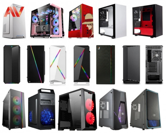 Bảng giá Case - vỏ thùng máy tính